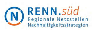 Renn. Süd Regionalen Netzstellen Nachhaltigkeitsstrategien
